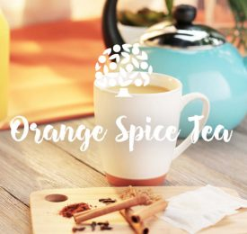 Orange-Spice Tea