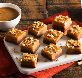 Double Decker Peanut Butter Fudge