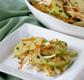 Granny Smith Apple and Fennel Slaw