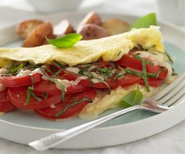 Margherita Omelette