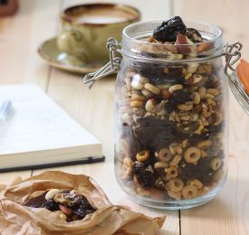 California Prune Trail Mix