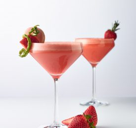 Luxe Strawberry Fizz