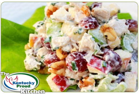 Chicken Waldrof Salad