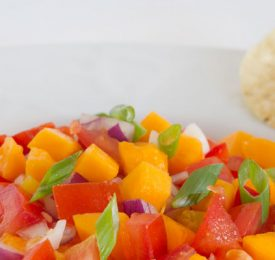 La salsa de papaye signée Palani