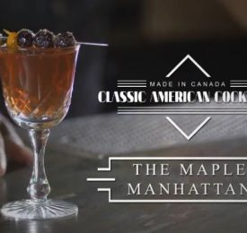 The Maple Manhattan